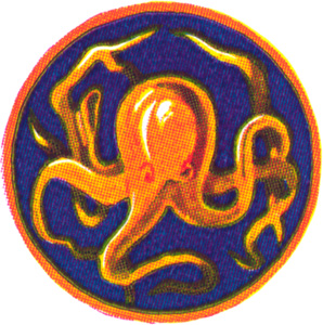Coat of arms (crest) of the 81st Air Base Squadron, USAAF