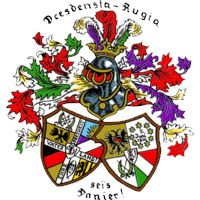 Arms of Giessener Burschenschaft Dresdensia–Rugia