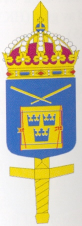 Coat of arms (crest) of the Recruiting Center, Sweden