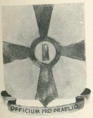 Coat of arms (crest) of the 41st Service Group, USAAF