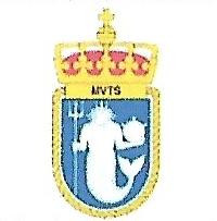Coat of arms (crest) of the Minewarfare Arm Training Centre, Norwegian Navy