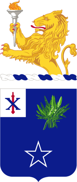 Coat of arms (crest) of the 45th Infantry Regiment, US Army