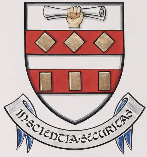 Arms of Garda Síochána College