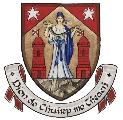 Arms of South Infirmary Victoria University Hospital