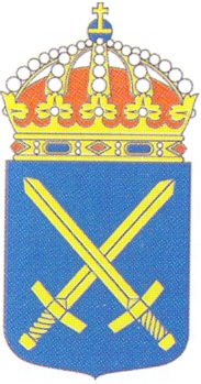 Coat of arms (crest) of the Army Tactical Staff, Swedish Army