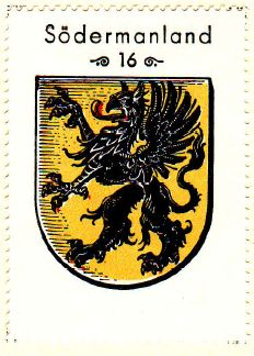 Arms of Södermanland