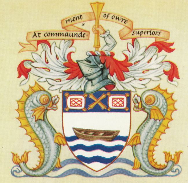 Arms (crest) of Company of Watermen and Lightermen