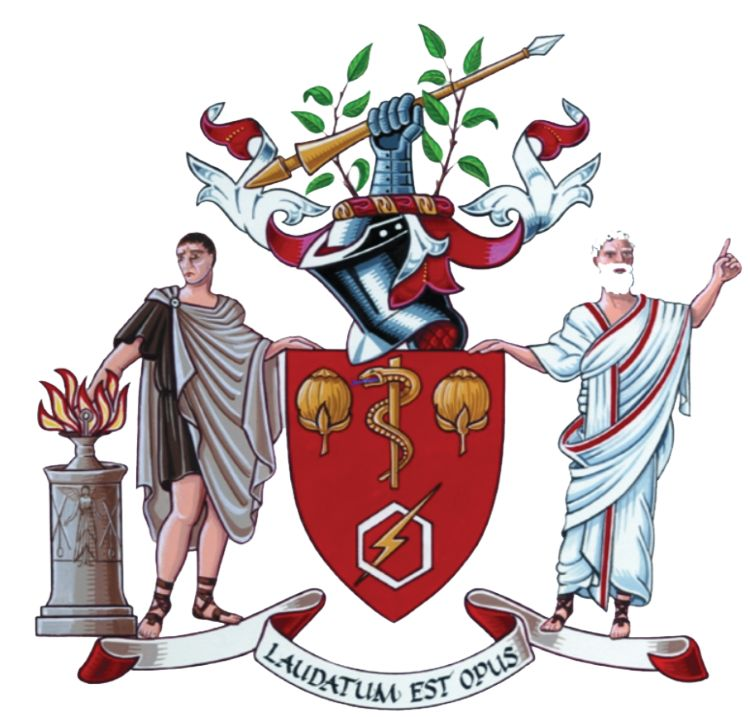 Arms of British Pain Society