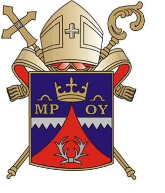 Arms (crest) of Diocese of Garanhuns