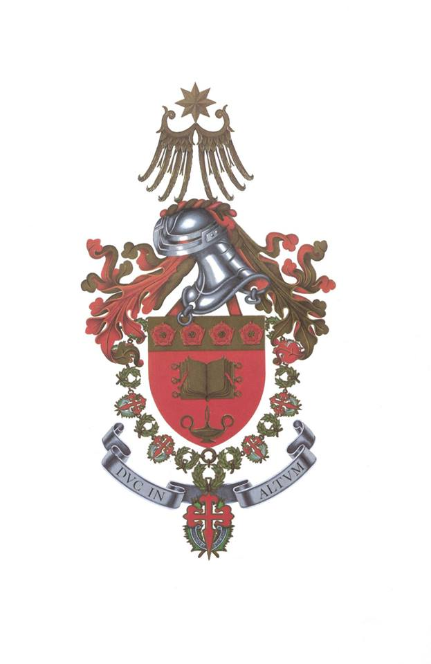 Coat of arms (crest) of the Institute of Odivelas Infante D. Alfonso, Portuguese Army