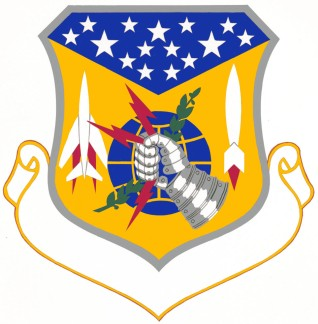 Arms of 12th Air Division, US Air Force