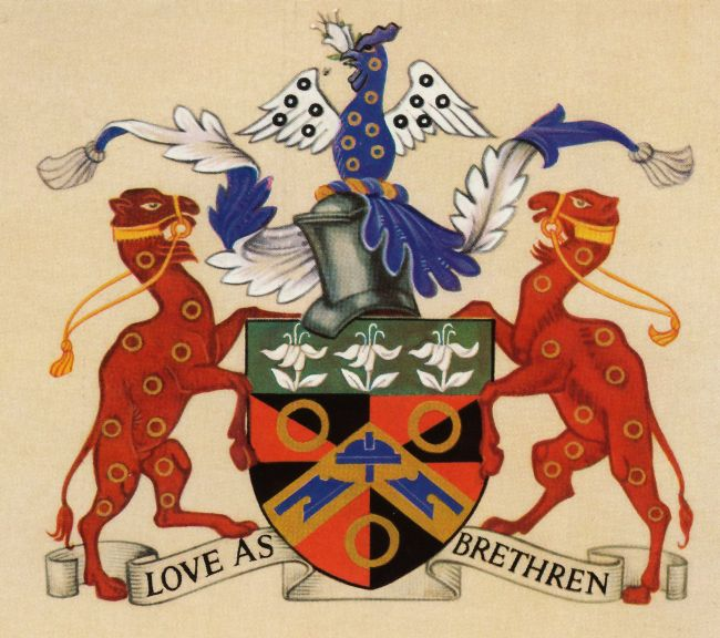 Arms of Worshipful Company of Coopers