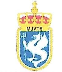 Coat of arms (crest) of the Naval Jaeger Arm Training Centre, Norwegian Navy
