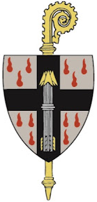 Arms (crest) of Saint Anselm Abbey, New Hampshire