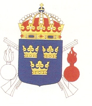 Arms of 4th Infantry Regiment Life Grenadiers Regiment, Swedish Army