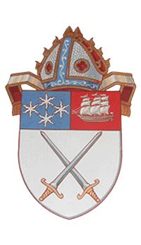 Arms of Diocese of Bunbury