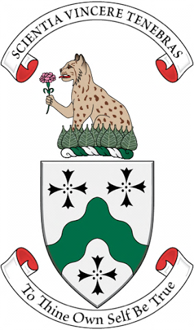 Arms of Steven A. Harris