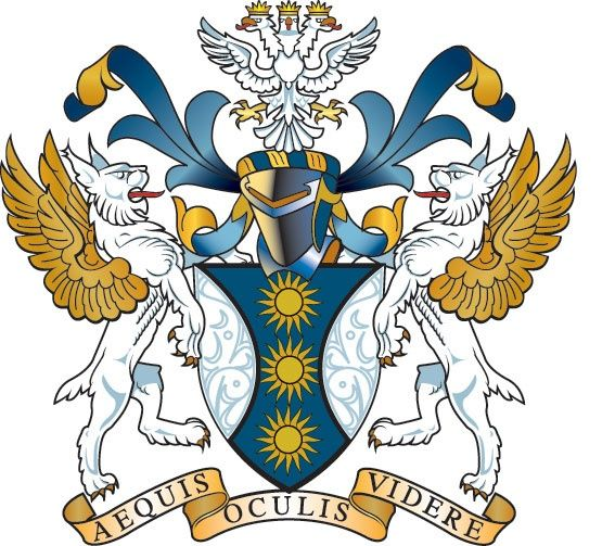 Arms of College of Optometrists