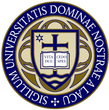 Arms (crest) of University of Notre Dame
