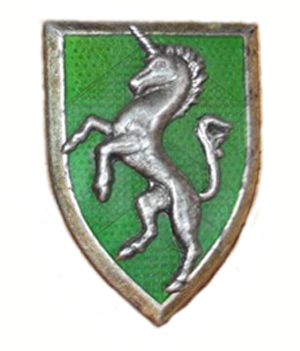 Coat of arms (crest) of the 5th Chasseurs on Horse Regiment, French Army