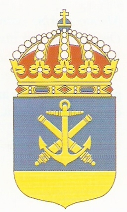 Coat of arms (crest) of the Coast of Norrland Naval Command, Swedish Navy