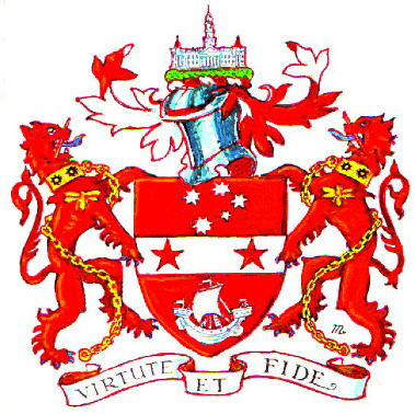 Arms (crest) of South Melbourne