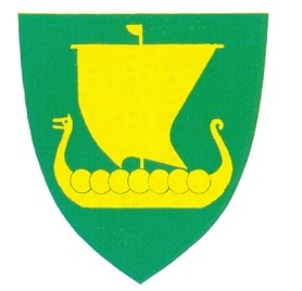 Coat of arms (crest) of the Vestre Oslofjord Defence District (FDI 3), Norwegian Army
