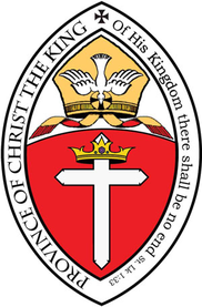 Arms (crest) of Anglican Province of Christ the King