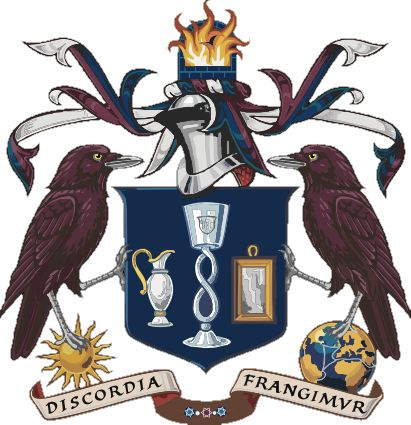 Arms of Worshipful Company of Glass Sellers