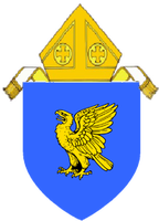 Arms (crest) of Personal Ordinariate of St John the Evangelist, PEC