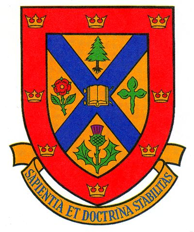 Arms of Queen's University