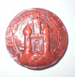 Seal of Edinburgh