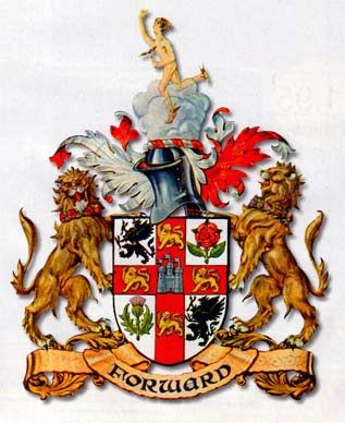 Arms of London and North Eastern Railway