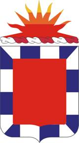 Coat of arms (crest) of the 32nd Field Arillery Regiment, US Army