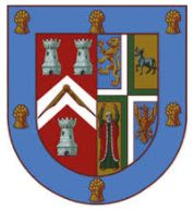 Arms of Provincial Grand Lodge of Cheshire