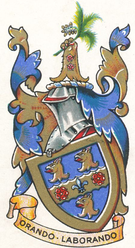Coat of arms (crest) of Rugby School