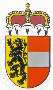 Arms of Salzburg (State)