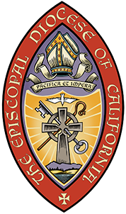 Arms (crest) of Diocese of California