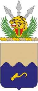 Arms of 11th Transportation Battalion, US Army