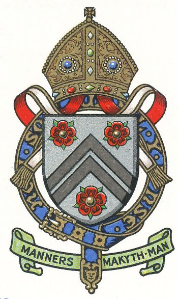Arms of Winchester College