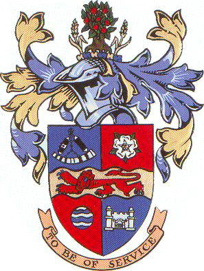 Arms (crest) of Harrogate