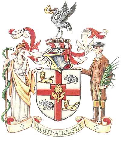 Arms of Medical Society of London