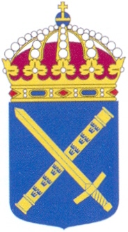 Coat of arms (crest) of the The Joint Forces Command, Sweden