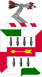 Coat of arms (crest) of the 5th Infantry Regiment, US Army