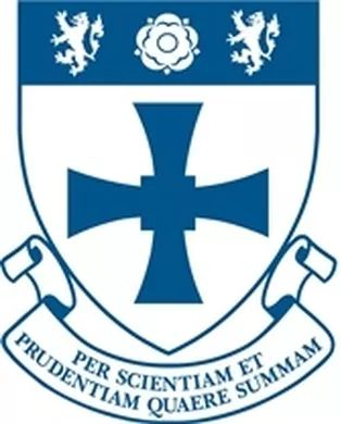 Coat of arms (crest) of John Snow College (Durham University)