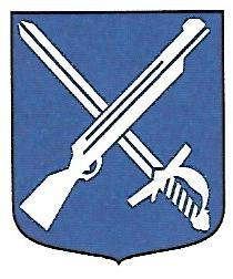 Coat of arms (crest) of the Life Battalion Staff, Livgardet, Swedish Army