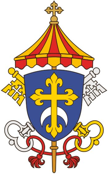 Arms of St. Mary's Cathedral, Sydney
