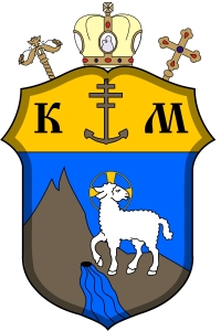 Arms (crest) of Apostolic Exarchate of the Czech Republic (Ruthenian Rite)
