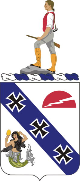 309th (Infantry) Regiment, US Army.png