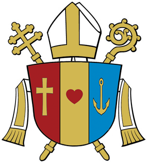 Arms (crest) of Archdiocese of Bucarest